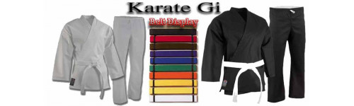 Karate Gi & Belts