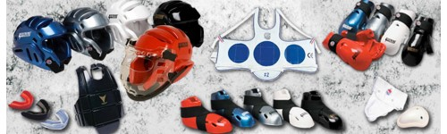 Sparring & Protecting Equipment