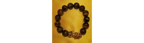 Bracelet(Wooden, Jade, Stone, Tiger eye.......)