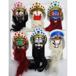 Beijin Opera mask set of 6