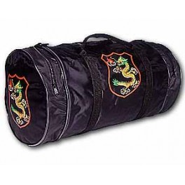 Dragon Sport Bag (Black/Multicolor)