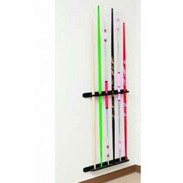 6 Bo Staff Wall Display Rack
