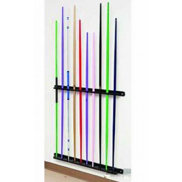 10 Bo Staff Wall Display Rack