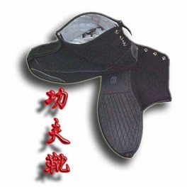 Tire sole kung fu boot
