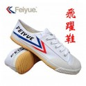 Feiyue Canvas Wushu/Kung Fu Shoes White
