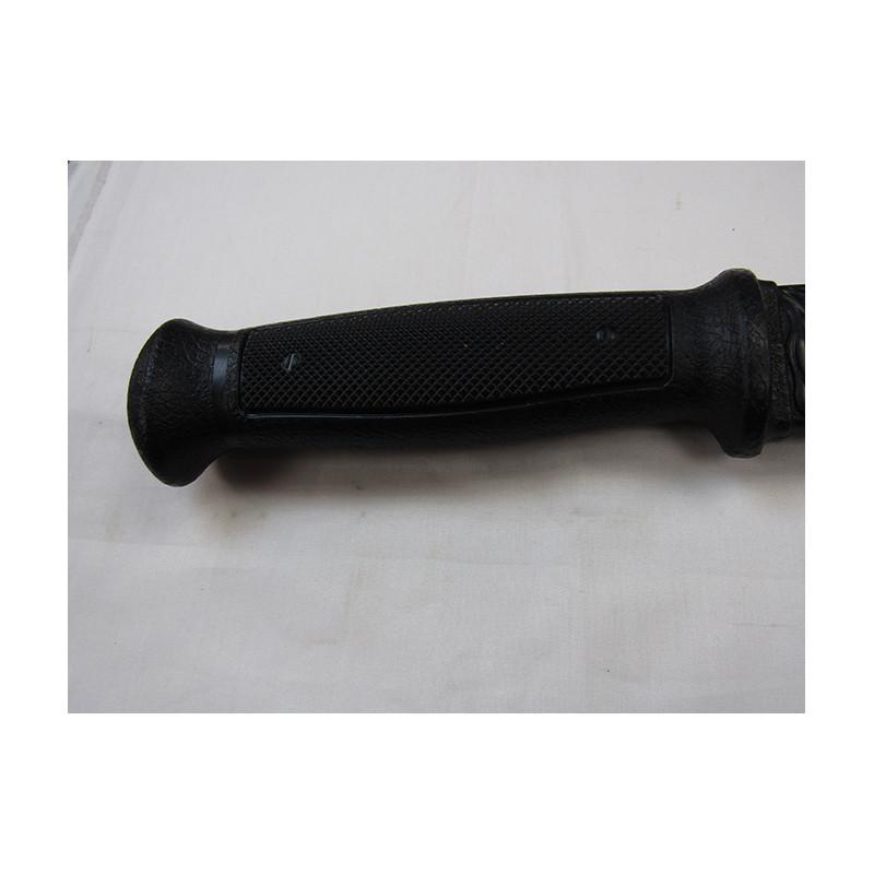 Aluminum Feng Shui Wind Chime Black