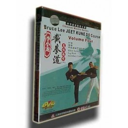 Jeet Kune Do Course Volume 4:Elbow techniques and leg work