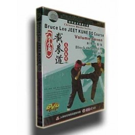 Jeet Kune Do Course Volume 7:block the hand to attack